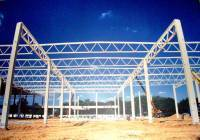 Manufacturing of steel structures